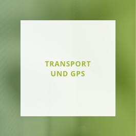 Transport und GPS